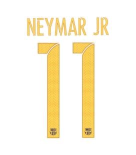 PACK NEYMAR JR 1ª JUNIOR STADIUM 15/17