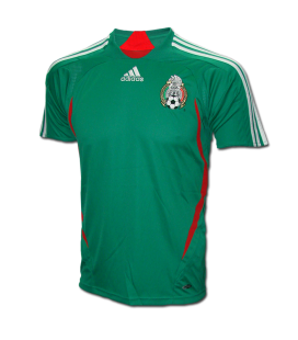 MEXICO HOME SHIRT 07/08