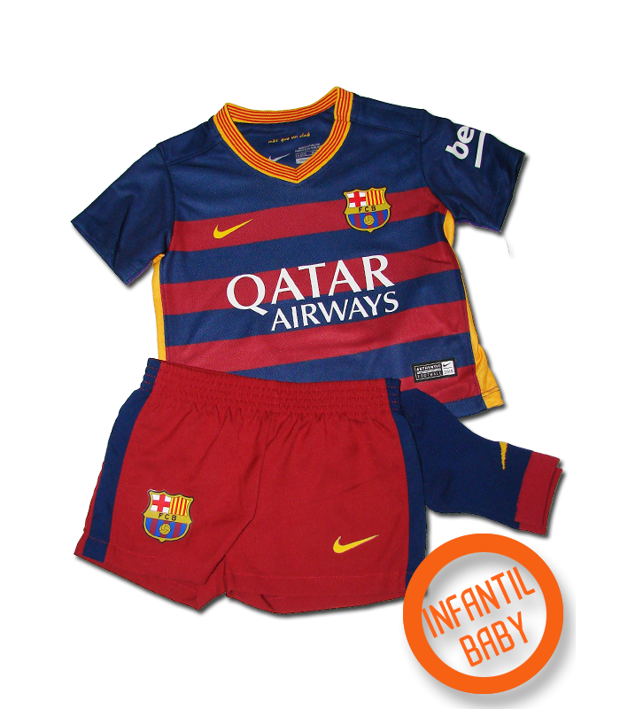huge selection of 86405 b3643 BARCELONA 1ª BABYKIT 15/16