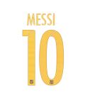 PACK MESSI 10 1ª JUNIOR 15/16