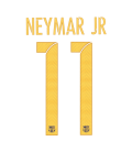 PACK NEYMAR JR 11 1ª JUNIOR STADIUM 15/17