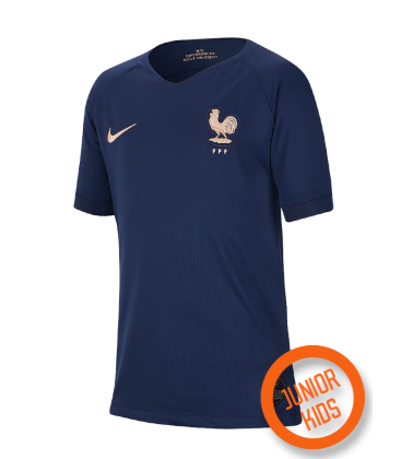 FRANCIA HOME SHIRT JUNIOR 19/20