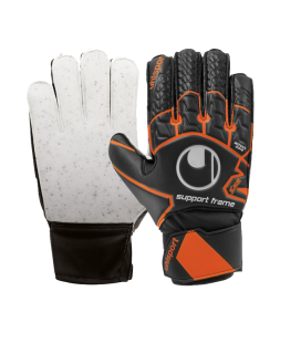 GUANTE UHLSPORT SOFT RESIST NE/NA