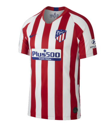 ATLETICO MADRID 1ª CAMISETA 19/20