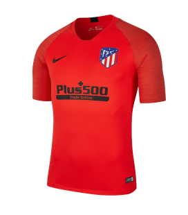 ATLETICO MADRID TRAIN HEMD RO 18/19