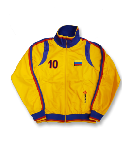 COLOMBIA JACKET ELEMENTS