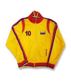 ECUADOR JACKET ELEMENTS