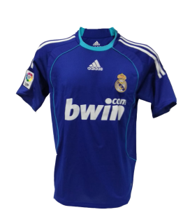 REAL MADRID AWAY MINIKIT 08/09